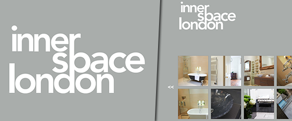 Thumbnail of the InnerSpace London website