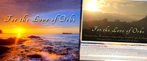 Thumbnail of the For the Love of Orbs website