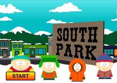 South Park – 2D Animation