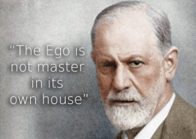Sigmund Freud – Motion Graphic