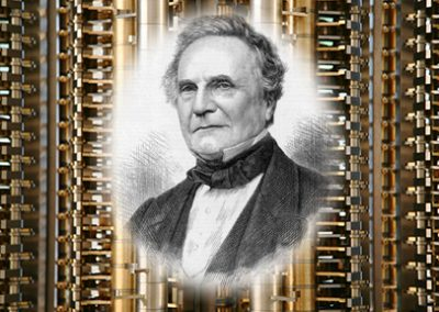 Charles Babbage – Motion Graphic