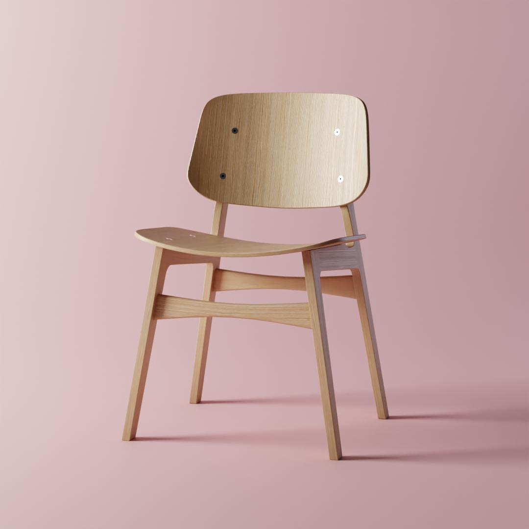 3D Chair (Soborg)